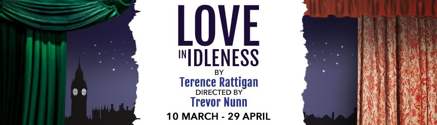 love in idlness by terence rattigan