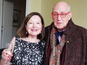 Barbara Longford and Geoffrey Wansell