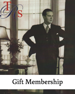 Gift Membership to Terence Rattigan Society